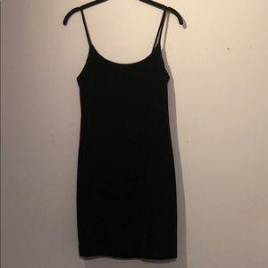 Black velvet Ralph Lauren dress